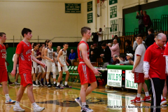CIAC Boys Basketball : Torrington 58 vs. Wolcott 56 - Photo #547