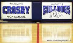 Gallery CIAC Boys Basketball Tourn. Class LL, SR - #8 Crosby 94 vs. #9 Kennedy 52 - Photo # (124)
