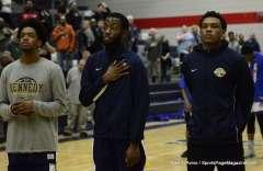 Gallery CIAC Boys Basketball Tourn. Class LL, SR - #8 Crosby 94 vs. #9 Kennedy 52 - Photo # (46)