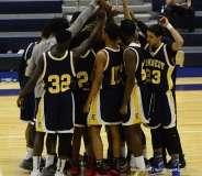 Gallery CIAC Boys Basketball Tourn. Class LL, SR - #8 Crosby 94 vs. #9 Kennedy 52 - Photo # (52)
