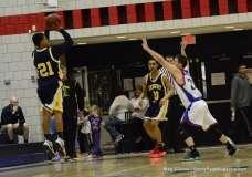 Gallery CIAC Boys Basketball Tourn. Class LL, SR - #8 Crosby 94 vs. #9 Kennedy 52 - Photo # (58)