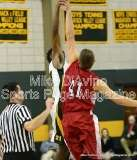 CIAC Boys Basketball Tourn. Class M, FR - #5 Holy Cross 73 vs. #28 Wamogo 34 - Photo # (12)