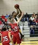 CIAC Boys Basketball Tourn. Class M, FR - #5 Holy Cross 73 vs. #28 Wamogo 34 - Photo # (14)