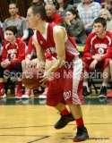CIAC Boys Basketball Tourn. Class M, FR - #5 Holy Cross 73 vs. #28 Wamogo 34 - Photo # (15)