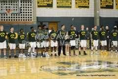 CIAC Boys Basketball Tourn. Class M, FR - #5 Holy Cross 73 vs. #28 Wamogo 34 - Photo # (3)