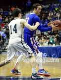 CIAC Boys Basketball Tourn. Class S, Finals - Focused on #11 Coginchaug vs. #1 Immaculate - Photo # (102)