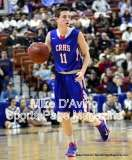 CIAC Boys Basketball Tourn. Class S, Finals - Focused on #11 Coginchaug vs. #1 Immaculate - Photo # (155)