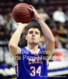 CIAC Boys Basketball Tourn. Class S, Finals - Focused on #11 Coginchaug vs. #1 Immaculate - Photo # (62)