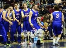 CIAC Boys Basketball Tourn. Class S, Finals - Focused on #11 Coginchaug vs. #1 Immaculate - Photo # (92)