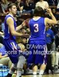 CIAC Boys Basketball Tourn. Class S, Finals - Focused on #11 Coginchaug vs. #1 Immaculate - Photo # (93)