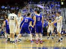 CIAC Boys Basketball Tourn. Class S, Finals - Focused on #11 Coginchaug vs. #1 Immaculate - Photo # (97)