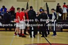 Gallery CIAC Boys Baskeball Tournatment Class S Qualifying Round: Portland 56 vs. Shepaug Valley 54
