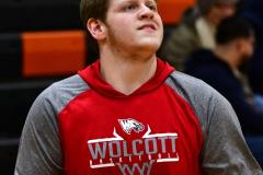 CIAC Boys Basketball; Watertown 63 vs. Wolcott 73 - Photo # 011