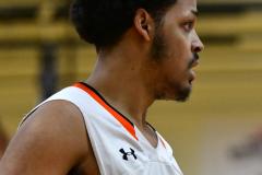 CIAC Boys Basketball; Watertown 63 vs. Wolcott 73 - Photo # 239