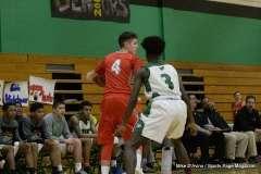 Gallery CIAC Boys Basketball; Wilby 80 vs. Wolcott 59 - Photo # (157)