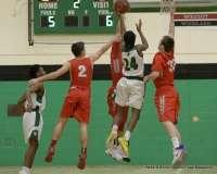 Gallery CIAC Boys Basketball; Wilby 80 vs. Wolcott 59 - Photo # (174)