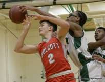 Gallery CIAC Boys Basketball; Wilby 80 vs. Wolcott 59 - Photo # (189)