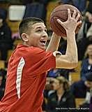 Gallery CIAC Boys Basketball; Wilby 80 vs. Wolcott 59 - Photo # (54)