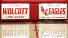 CIAC Boys Basketball Wolcott 42 vs. Sacred Heart 87 (2)