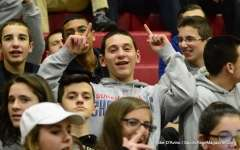 CIAC Boys Basketball Wolcott 42 vs. Sacred Heart 87 (29)