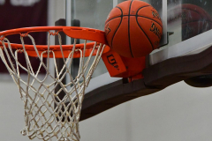 CIAC Boys Basketball; Wolcott 47 vs. Greenwich 76 - Photo # 434
