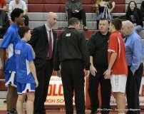 Gallery CIAC Boys Basketball; Wolcott 55 vs. Crosby 82 - Photo # (39)