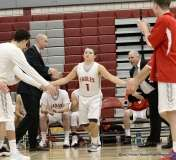 Gallery CIAC Boys Basketball; Wolcott 55 vs. Crosby 82 - Photo # (51)