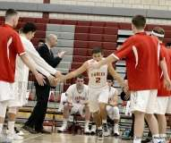 Gallery CIAC Boys Basketball; Wolcott 55 vs. Crosby 82 - Photo # (56)