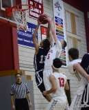 Gallery CIAC Boys Basketball; Wolcott 58 vs. Ansonia 71 - Photo # (101)