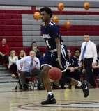 Gallery CIAC Boys Basketball; Wolcott 58 vs. Ansonia 71 - Photo # (106)
