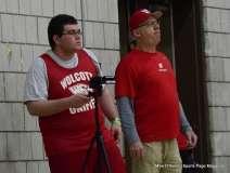 Gallery CIAC Boys Basketball; Wolcott 58 vs. Ansonia 71 - Photo # (108)