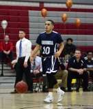Gallery CIAC Boys Basketball; Wolcott 58 vs. Ansonia 71 - Photo # (111)