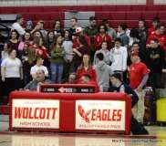 Gallery CIAC Boys Basketball; Wolcott 58 vs. Ansonia 71 - Photo # (179)