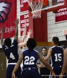 Gallery CIAC Boys Basketball; Wolcott 58 vs. Ansonia 71 - Photo # (182)