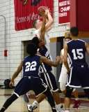 Gallery CIAC Boys Basketball; Wolcott 58 vs. Ansonia 71 - Photo # (195)