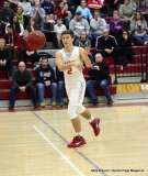 Gallery CIAC Boys Basketball; Wolcott 58 vs. Ansonia 71 - Photo # (85)