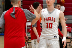 CIAC Boys Basketball; Wolcott vs. Ansonia - Photo # (100)