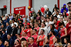CIAC Boys Basketball; Wolcott vs. Ansonia - Photo # (145)