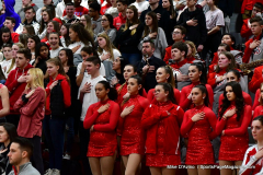 CIAC Boys Basketball; Wolcott vs. Ansonia - Photo # (149)