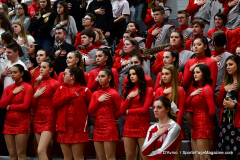 CIAC Boys Basketball; Wolcott vs. Ansonia - Photo # (150)