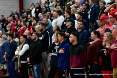 CIAC Boys Basketball; Wolcott vs. Ansonia - Photo # (160)