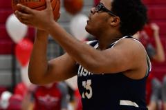 CIAC Boys Basketball; Wolcott vs. Ansonia - Photo # (252)