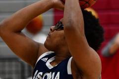 CIAC Boys Basketball; Wolcott vs. Ansonia - Photo # (254)