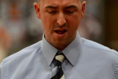 CIAC Boys Basketball; Wolcott vs. Ansonia - Photo # (264)