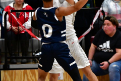 CIAC Boys Basketball; Wolcott vs. Ansonia - Photo # (276)