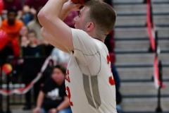 CIAC Boys Basketball; Wolcott vs. Ansonia - Photo # (278)
