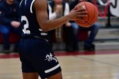CIAC Boys Basketball; Wolcott vs. Ansonia - Photo # (292)