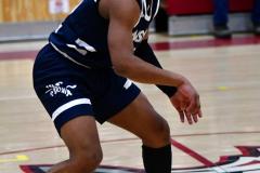 CIAC Boys Basketball; Wolcott vs. Ansonia - Photo # (303)