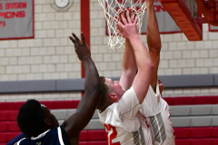 CIAC Boys Basketball; Wolcott vs. Ansonia - Photo # (324)