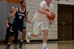 CIAC Boys Basketball; Wolcott vs. Ansonia - Photo # (335)